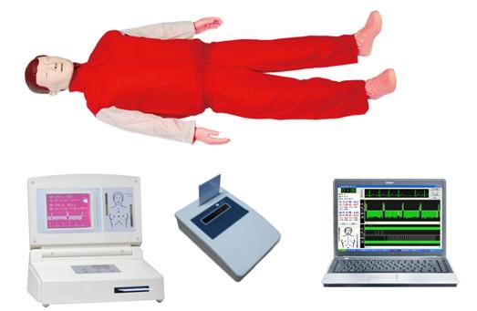 SBM/CPR680-C大屏幕液晶彩显高级电脑心肺复苏模拟人(IC卡管理软件)